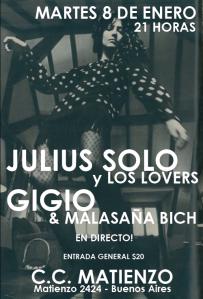 Julius Solo y los Lovers