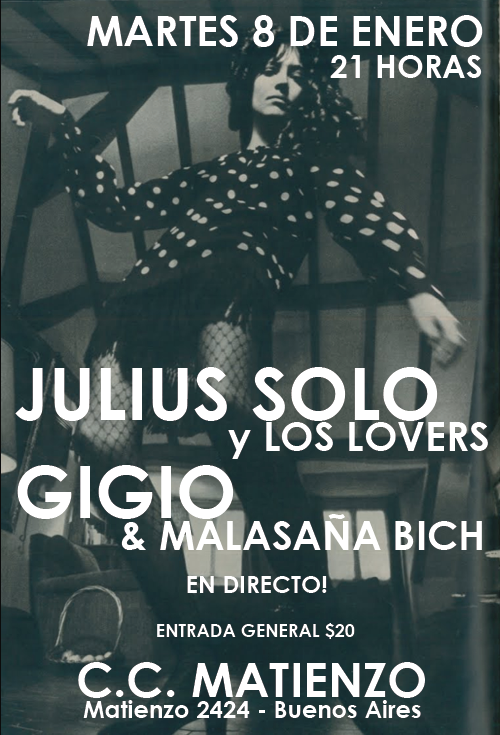 Julius Solo y los Lovers