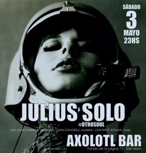 2014-05-03 - AXOLOTL iii
